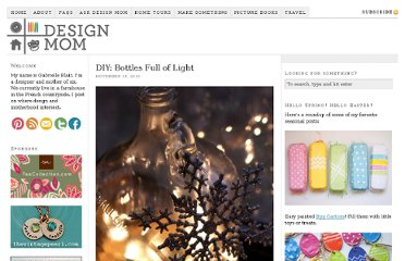 http://www.designmom.com/2010/11/diy-bottles-full-of-light/