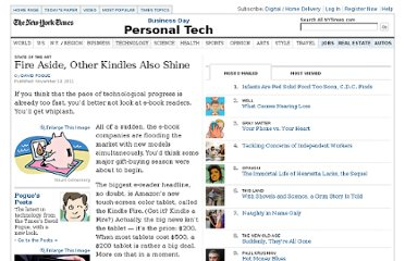 http://www.nytimes.com/2011/11/14/technology/personaltech/the-fire-aside-amazons-lower-priced-kindles-also-shine.html?pagewanted=all
