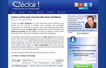 http://ceclair.fr/sites-similaires
