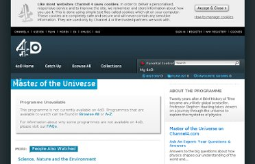 http://www.channel4.com/programmes/master-of-the-universe/4od