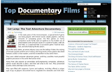 http://topdocumentaryfilms.com/get-lamp-text-adventure-documentary/