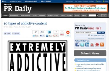 http://prdaily.com/Main/Articles/10_types_of_addictive_content_10037.aspx