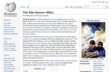 http://en.wikipedia.org/wiki/The_Kite_Runner_(film)