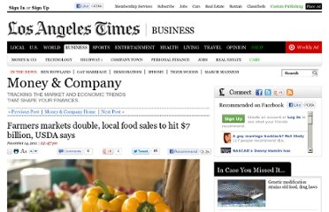 http://latimesblogs.latimes.com/money_co/2011/11/farmers-markets-double-local-food-sales-to-hit-7-billion-says-usda.html?dlvrit=71041