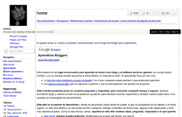 http://aprendices.wikispaces.com/#Nos%20presentamos