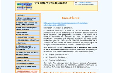 http://jeunesse.lille3.free.fr/article.php3?id_article=939