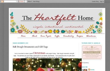 http://www.theheartfelthome.com/2011/11/salt-dough-ornaments-and-gift-tags.html