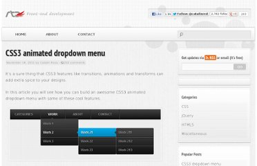 http://www.red-team-design.com/css3-animated-dropdown-menu