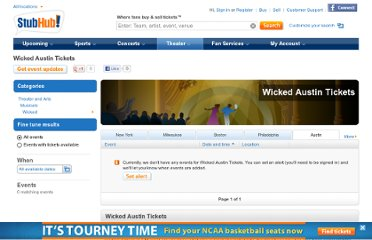 http://www.stubhub.com/wicked-austin-tickets/wicked-austin-1-28-2012-2561307/