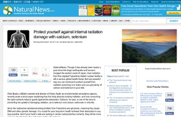 http://www.naturalnews.com/034142_radiation_damage_protection.html