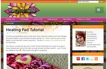 http://www.thegreenwife.com/2010/04/02/heating-pad-tutorial/