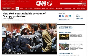 http://www.cnn.com/2011/11/15/us/new-york-occupy-eviction/index.html