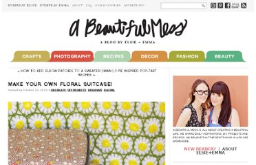 http://abeautifulmess.typepad.com/my_weblog/2011/10/make-your-own-floral-suitcase-.html