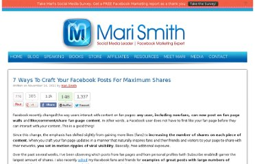 http://www.marismith.com/ways-craft-your-facebook-posts-for-maximum-shares/