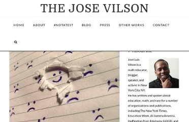 http://thejosevilson.com/2011/11/14/differentiation-the-dirtiest-word-in-education-today/