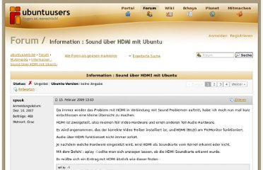 http://forum.ubuntuusers.de/topic/information-:-sound-ueber-hdmi-mit-ubuntu/