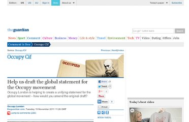 http://www.guardian.co.uk/commentisfree/2011/nov/15/draft-statement-occupy-london
