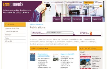 http://www.infociments.fr/publications