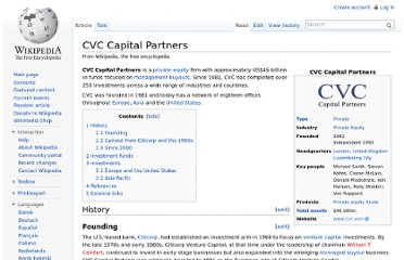 http://en.wikipedia.org/wiki/CVC_Capital_Partners
