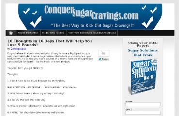 http://conquersugarcravings.com/lose-5-pounds/