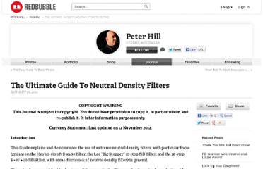 http://www.redbubble.com/people/peterh111/journal/4421304-the-ultimate-guide-to-neutral-density-filters
