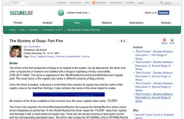 http://www.securelist.com/en/blog/606/The_Mystery_of_Duqu_Part_Five