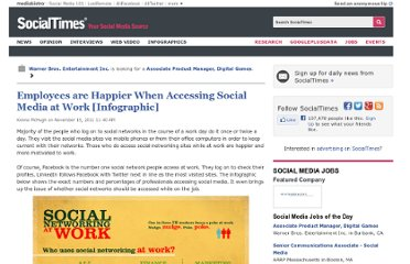 http://socialtimes.com/employees-are-happier-when-accessing-social-media-at-work-infographic_b84052