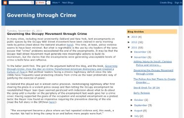 http://governingthroughcrime.blogspot.com/2011/11/governing-occupy-movement-through-crime.html