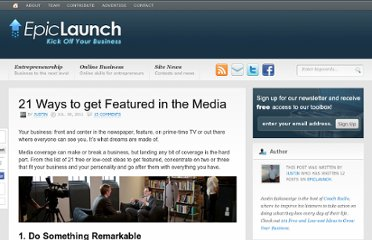 http://epiclaunch.com/get-in-the-media/
