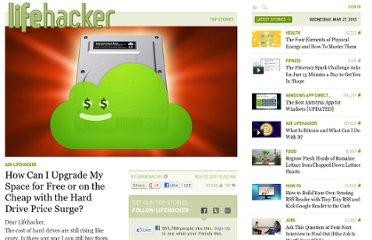http://lifehacker.com/5859725/how-can-i-upgrade-my-storage-for-free-or-on-the-cheap