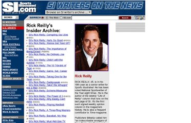http://sportsillustrated.cnn.com/inside_game/archives/rick_reilly/