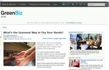 http://www.greenbiz.com/blog/2011/11/15/whats-greenest-way-dry-your-hands