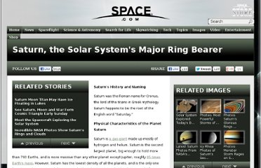 http://www.space.com/48-saturn-the-solar-systems-major-ring-bearer.html