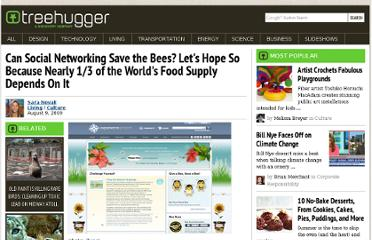 http://www.treehugger.com/culture/can-social-networking-save-the-bees-letatms-hope-so-because-nearly-13-of-the-worldatms-food-supply-depends-on-it.html