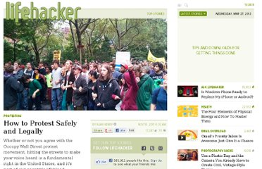 http://lifehacker.com/5859590/how-to-protest-safely-and-legally