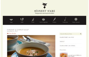 http://honestfare.com/silky-parsnip-carrot-soup/