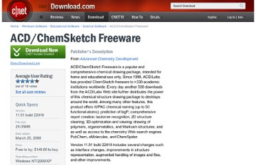 http://download.cnet.com/ACD-ChemSketch-Freeware/3000-2054_4-10591465.html