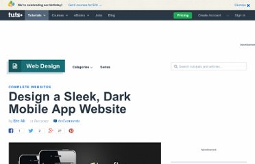 http://webdesign.tutsplus.com/tutorials/complete-websites/design-a-sleek-dark-mobile-app-website/