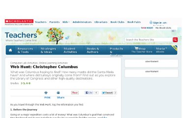 http://www.scholastic.com/teachers/article/web-hunt-christopher-columbus