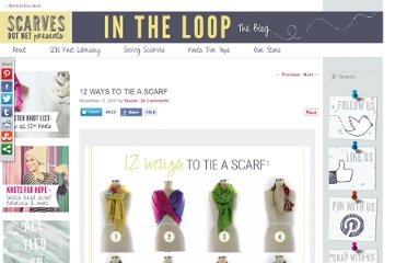 http://www.scarves.net/blog/12-ways-to-tie-a-scarf