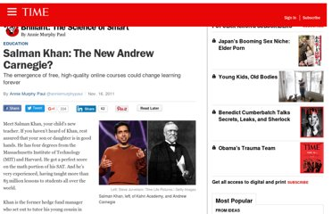 http://ideas.time.com/2011/11/16/salman-kahn-the-new-andrew-carnegie/