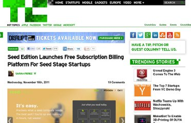 http://techcrunch.com/2011/11/16/seed-edition-launches-free-subscription-billing-for-seed-stage-startups/