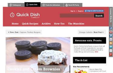 http://quick-dish.tablespoon.com/2011/07/15/cookies-and-cream-brownies/