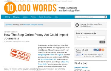 http://www.mediabistro.com/10000words/how-the-stop-online-piracy-act-could-impact-journalists_b8460