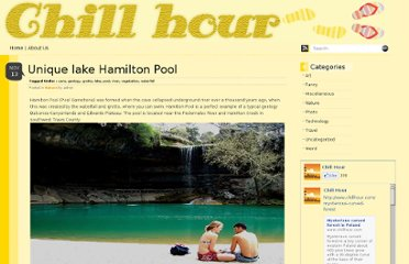 http://www.chillhour.com/unique-lake-hamilton-pool