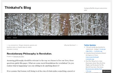 http://thinkahol.wordpress.com/2011/02/25/revolutionary-philosophy-is-revolution/