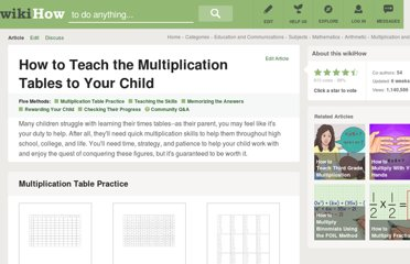 http://www.wikihow.com/Teach-the-Multiplication-Tables-to-Your-Child