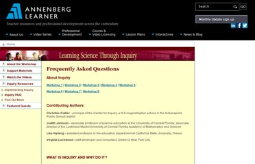 http://www.learner.org/workshops/inquiry/resources/faq.html