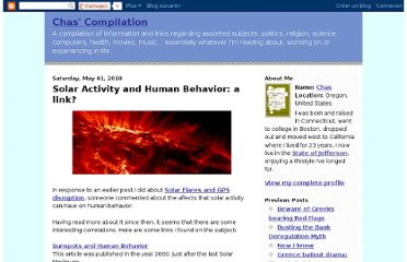http://chasblogspot.blogspot.com/2010/05/solar-activity-and-human-behavior-link.html