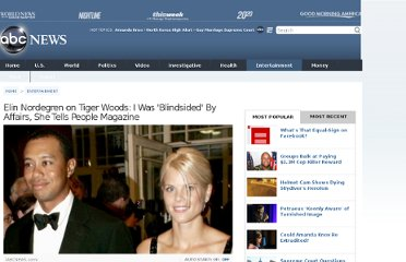 http://abcnews.go.com/Entertainment/elin-nordegren-opens-tiger-woods-affairs-divorce-people/story?id=11473930#.TsR_Qhyg4mA